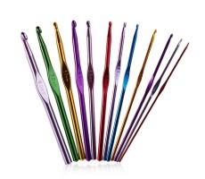 Металеві гачки (кольорові)