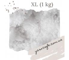 Холофайбер (Україна) XL - 1 кг білий
