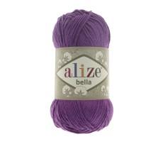 ALIZE Bella - 45 темно-фіолетовий