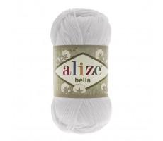 ALIZE Bella - 55 білий