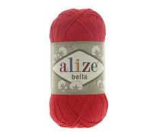 ALIZE Bella - 56 червоний