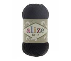 ALIZE Bella - 60 чорний