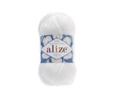 ALIZE Miss - 55 білий