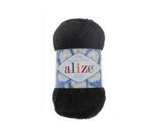 ALIZE Miss - 60 чорний