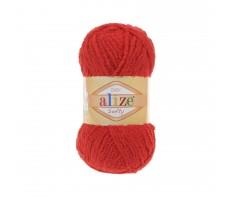 ALIZE Softy - 56 червоний