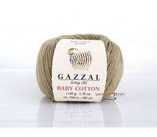 Gazzal Baby Cotton - 3464 горіховий