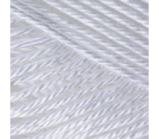 YarnArt Begonia - 003 білий