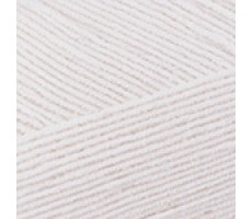 YarnArt Cotton Soft - 01 білий