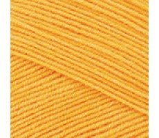 YarnArt Cotton Soft - 35 жовтий