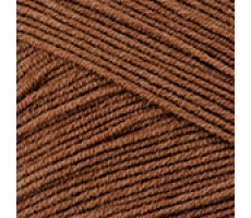 YarnArt Cotton Soft - 40 коричневий