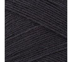 YarnArt Cotton Soft - 53 чорний