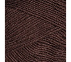 YarnArt Ideal - 232 шоколад