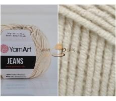 YarnArt JEANS - 05 світло-бежевий