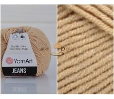 YarnArt JEANS - 07 бежевий