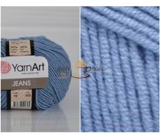 YarnArt JEANS - 15 синій