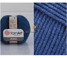 YarnArt JEANS - 17 темний джинс
