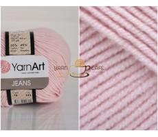 YarnArt JEANS - 18 світло-рожевий