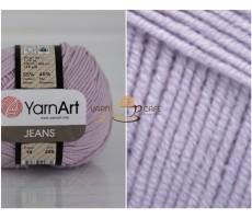 YarnArt JEANS - 19 світло-бузковий