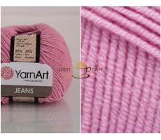 YarnArt JEANS - 20 рожево-бузковий