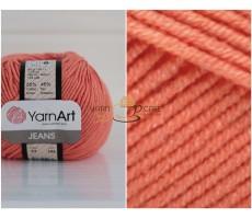 YarnArt JEANS - 23 оранжевий