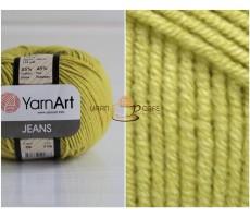 YarnArt JEANS - 29 фісташковий