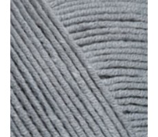 YarnArt JEANS - 46 сірий