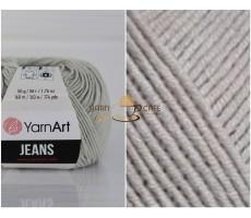 YarnArt JEANS - 49 світло-сірий