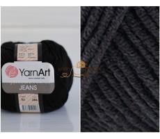 YarnArt JEANS - 53 чорний