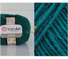YarnArt JEANS - 63 петроль