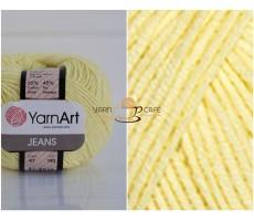 YarnArt JEANS - 67 світло-лимонний