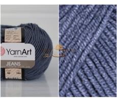 YarnArt JEANS - 68 сіро-синій джинс