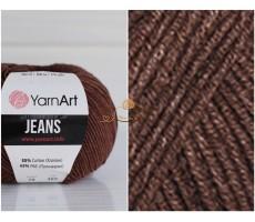 YarnArt JEANS - 70 каштановий