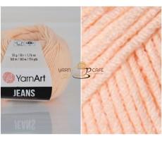 YarnArt JEANS - 73 персиковий