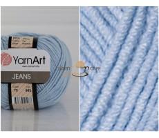 YarnArt JEANS - 75 ніжно-блакитний