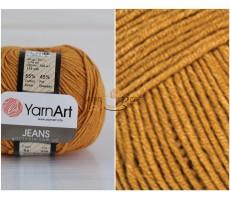 YarnArt JEANS - 84 гірчичний