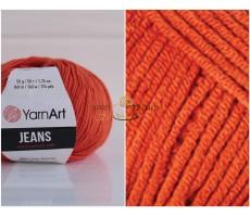 YarnArt JEANS - 85 теракотовий