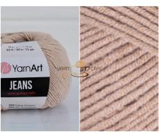 YarnArt JEANS - 87 темно-бежевий